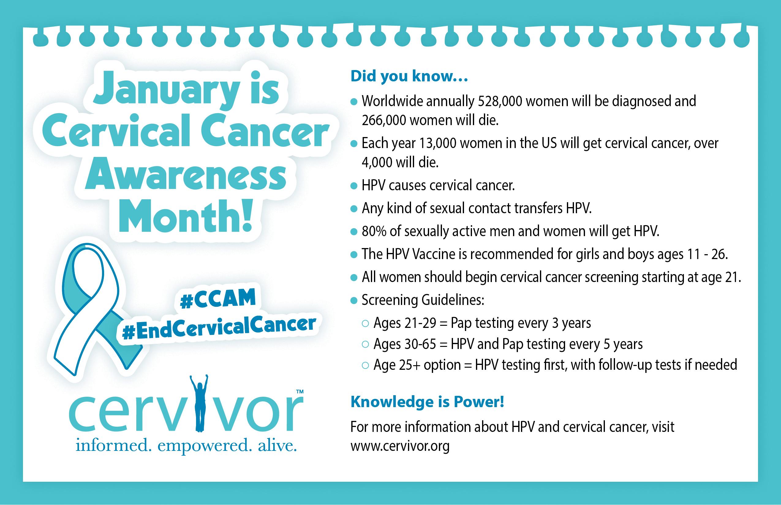 Cervical cancer | cancer avenger